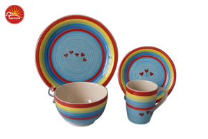 TRH0823 dinner set, ceramic dinner set