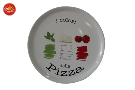 Pizza plates, ceramic pizza plates , ceramics